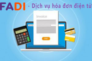 Dịch vụ hóa đơn điện tử